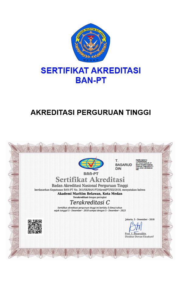Sertifikat Akreditasi BAN-PT APS copy