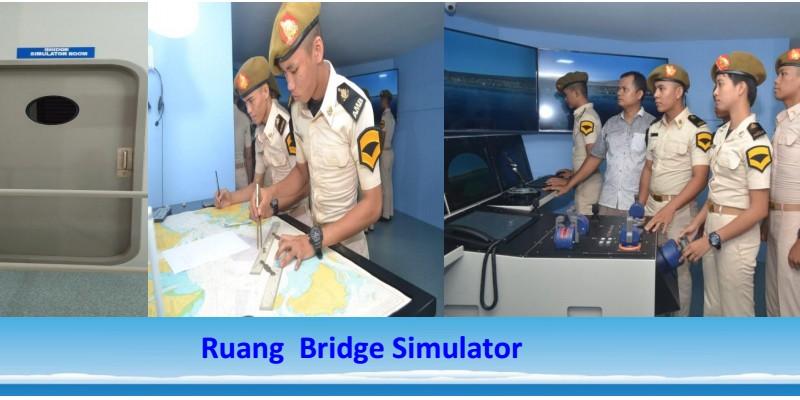 Proses Pemasangan SIMULATOR  AMB Medan Sudah Selesai Dipasang